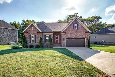 Lebanon Single Family Home For Sale: 3356 Blackberry Ln