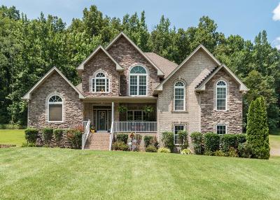 Hendersonville Single Family Home For Sale: 1931 Shell Rd
