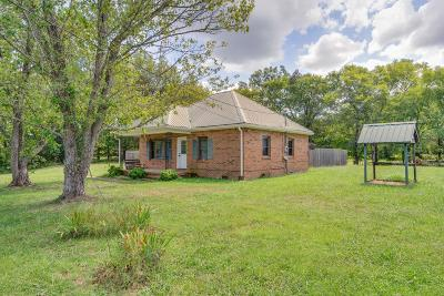 Marshall County Single Family Home For Sale: 947 Snell Rd