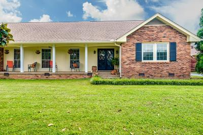Davidson County Single Family Home For Sale: 2505 Stones River Ct