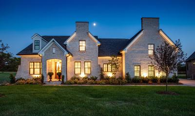 Williamson County Single Family Home For Sale: 4103 Old Light Circle Lot 706
