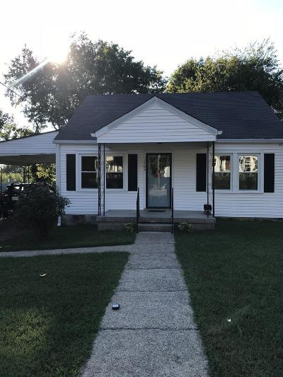 Columbia  Single Family Home For Sale: 1708 W West Ave