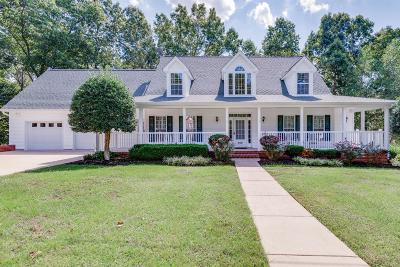 Tanglewood Sub Phase 3 Single Family Home Under Contract - Showing: 669 Lone Oak Dr