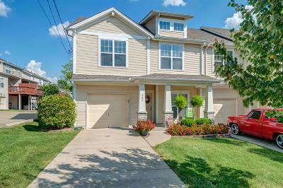 Nashville Condo/Townhouse For Sale: 405 Normandy Cir