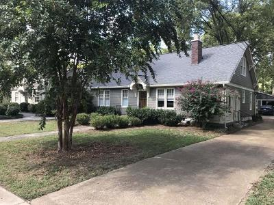 Nashville Single Family Home For Sale: 3912 Cambridge Ave