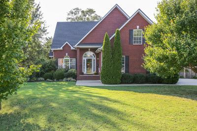 Rutherford County Single Family Home For Sale: 4759 Garcia Blvd.