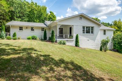 Davidson County Single Family Home For Sale: 4416 Alcott Dr