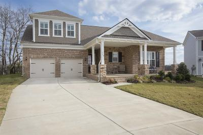 Williamson County Single Family Home For Sale: 1760 Biscayne Dr