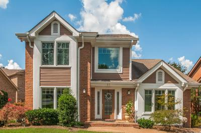 Nashville  Single Family Home Under Contract - Not Showing: 57 Brookhill Cir