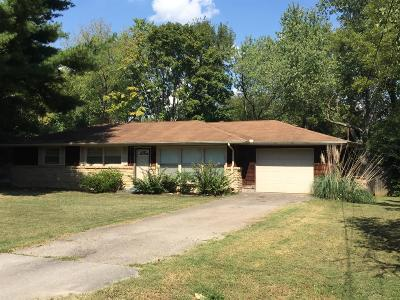 Madison Single Family Home For Sale: 612 Barbara Dr