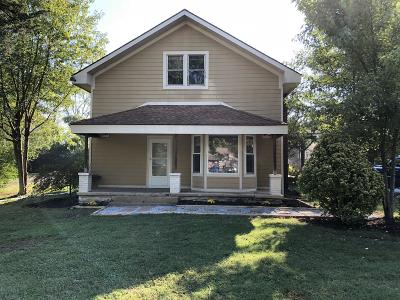 Single Family Home For Sale: 109 A River Rd