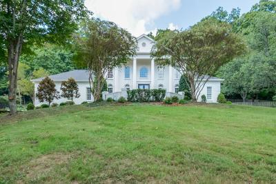 Nashville Single Family Home For Sale: 4713 Stuart Glen Dr