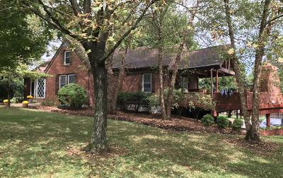 Nashville Single Family Home For Sale: 545 Skyview Drive