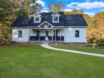 Dover Single Family Home Under Contract - Showing: 111 Lakeland Drive
