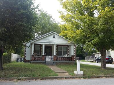Mount Pleasant Single Family Home Under Contract - Showing: 103 Locust St