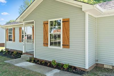 Oak Grove Single Family Home Under Contract - Not Showing: 672 Artic Ave.