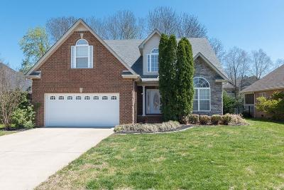 Rutherford County Single Family Home For Sale: 2815 Comer Drive