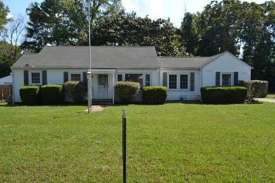 Rutherford County Single Family Home For Sale: 1402 N Tennessee Blvd
