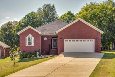 Lewisburg Single Family Home For Sale: 1061 Corey Dr