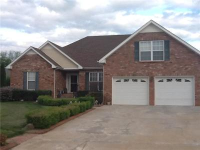 Clarksville Single Family Home For Sale: 3928 Rhonda Ct