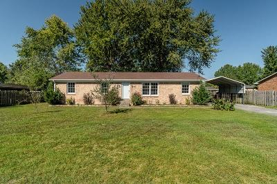 Spring Hill  Single Family Home Under Contract - Not Showing: 669 Lancaster Dr