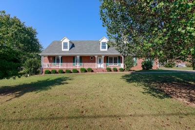 Rutherford County Single Family Home For Sale: 1603 Jarratt Dr
