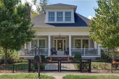 Franklin Single Family Home For Sale: 228 2nd Ave S