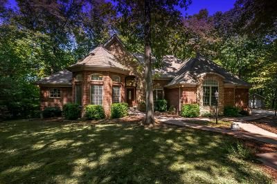 Franklin Single Family Home For Sale: 5970 S Lick Creek Trl