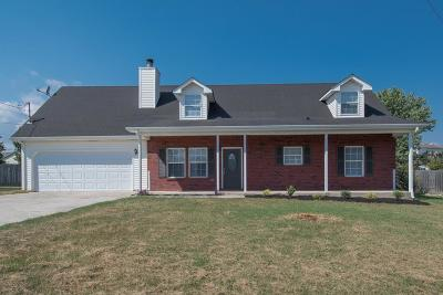 Rutherford County Single Family Home For Sale: 505 Bon Aqua Dr