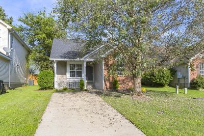 Single Family Home For Sale: 2009 Mansker Dr