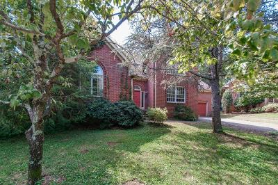 Nashville Single Family Home For Sale: 1917 Liberty Sq