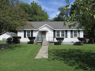 Rutherford County Single Family Home For Sale: 211 Rushwood Dr