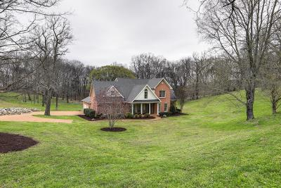 Franklin Single Family Home For Sale: 1939 Green Hills Blvd