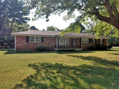 Rutherford County Single Family Home For Sale: 903 Temple Ct