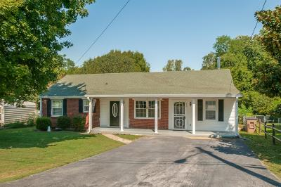 Nashville Single Family Home For Sale: 410 Wanda Dr