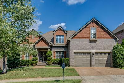 Nashville Single Family Home Under Contract - Showing: 409 Caledonian Ct