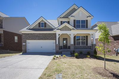 Smyrna Single Family Home Under Contract - Not Showing: 5404 Maple Creek