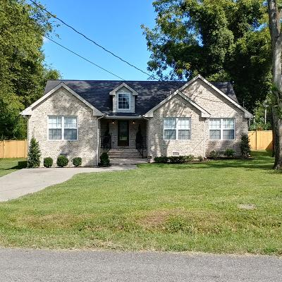 Davidson County Single Family Home For Sale: 3102 Oxford St