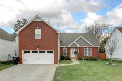 Clarksville Single Family Home For Sale: 553 Parkvue Village Way