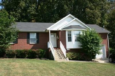 Smyrna Single Family Home For Sale: 900 Mason Tucker Dr