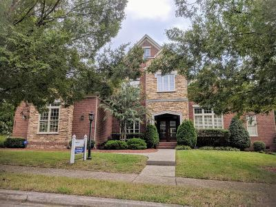 Franklin Single Family Home For Sale: 1702 Tensaw Cir