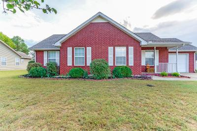 Rutherford County Single Family Home Under Contract - Showing: 1127 Havering Dr