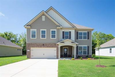 Lebanon Single Family Home For Sale: 204 Princeton Drive Lot 15
