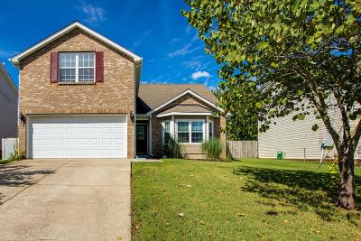 Williamson County Single Family Home Under Contract - Showing: 1020 Lowrey Place