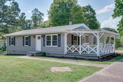 White Bluff Single Family Home Under Contract - Showing: 1228 Hornal Rd