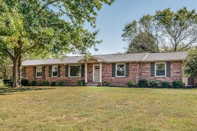 Davidson County Single Family Home For Sale: 116 Queens Ln
