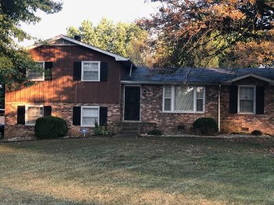 Hendersonville Single Family Home For Sale: 100 Paxton Dr