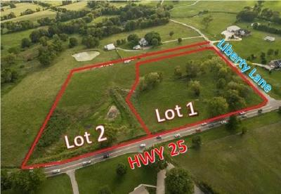 Residential Lots & Land For Sale: 1003 Liberty Ln