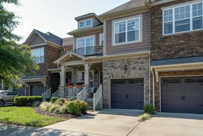 Nolensville Condo/Townhouse For Sale: 7831 Kemberton Dr W #7831