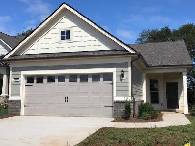 Spring Hill Single Family Home For Sale: 126 Tipton Pass #139